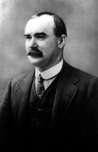 James Connolly Portrait