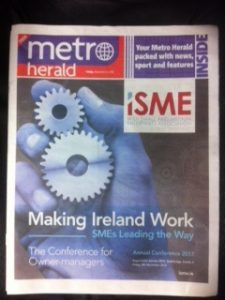 Photo of Metro Herald Cover 2
