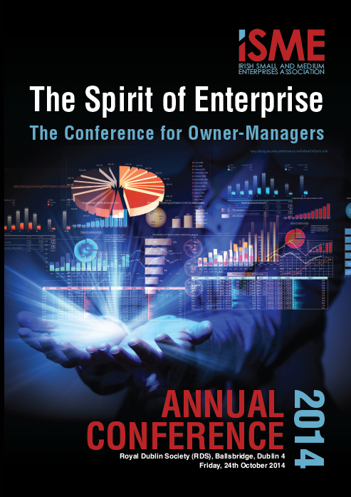 ISME ANNUAL CONFERENCE 2014