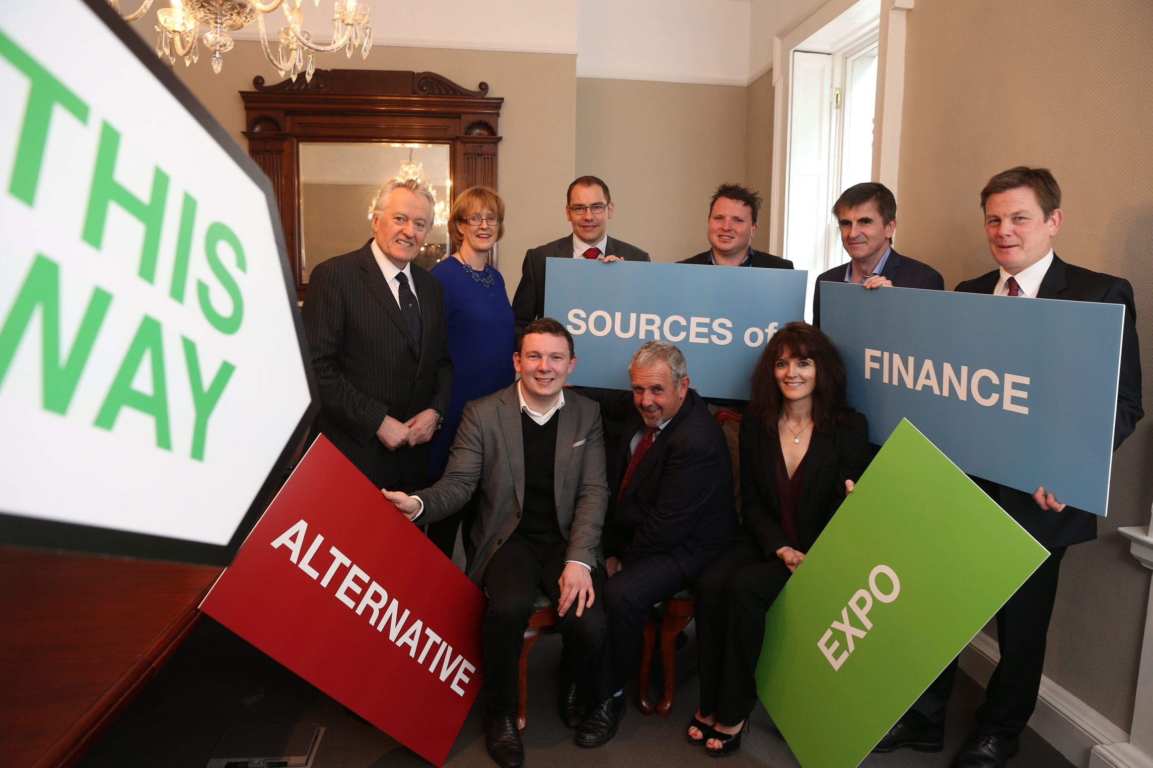 Alternative Sources of Finance Expo - Dublin West