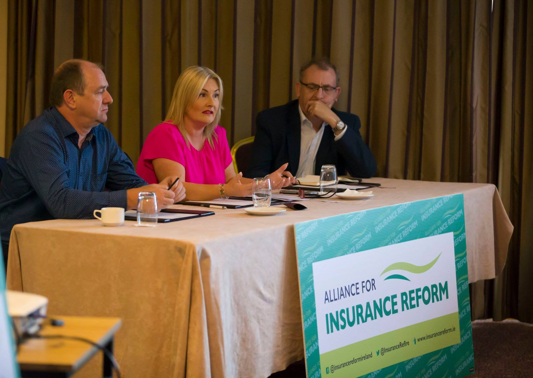 Meaningful engagement is needed from the Oireachtas on insurance reform