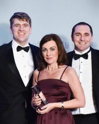 Codex Office Solutions Win BOSS Award!
