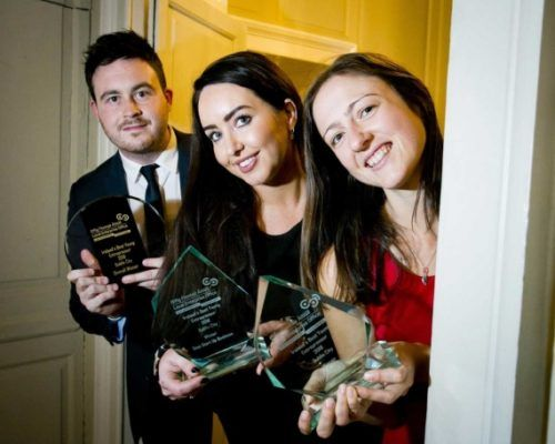 HouseMyDog wins County Final of IBYE Competition