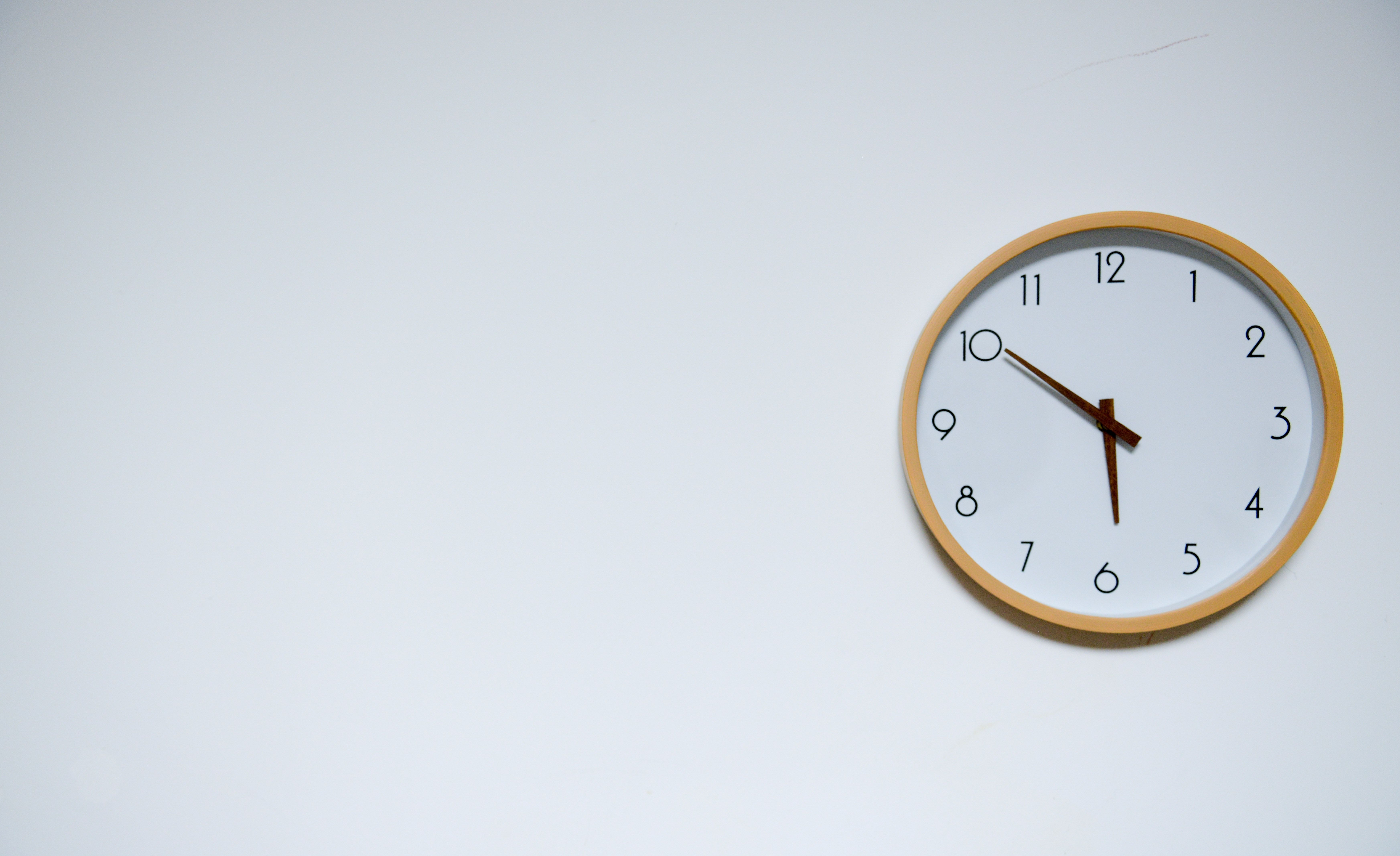 ISME Training time management