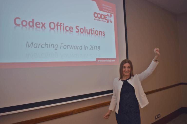 Codex Marches Forward into 2018