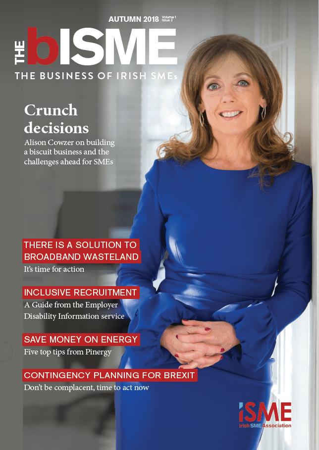 bISME business magazine ireland