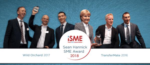Dublin vs Clare for ISME's Sean Hannick Award