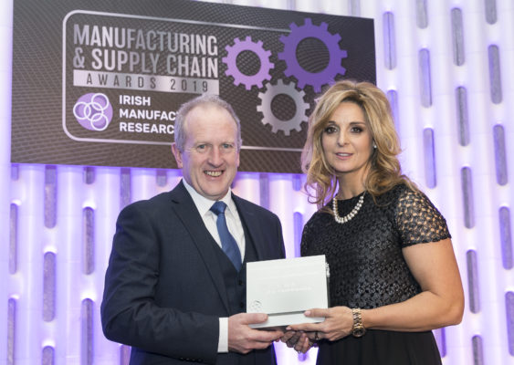 Tipperary automation company scoops gold