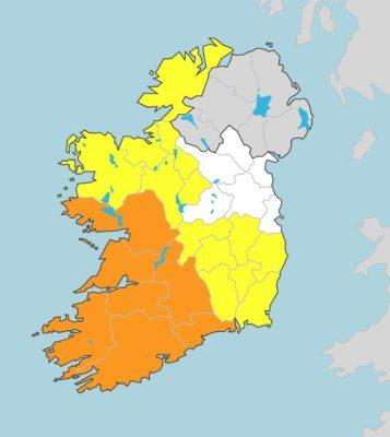 Adverse Weather Advance Notification 2019
