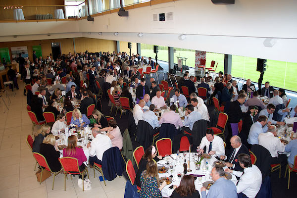 Photos from the ISME Annual Lunch