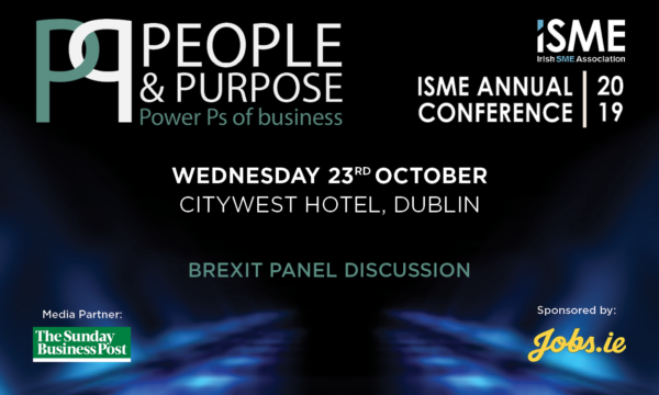 Brexit Discussion at ISME Annual Conference 2019