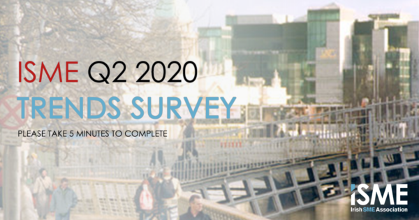 ISME launch Q2 Trends Survey for 2020