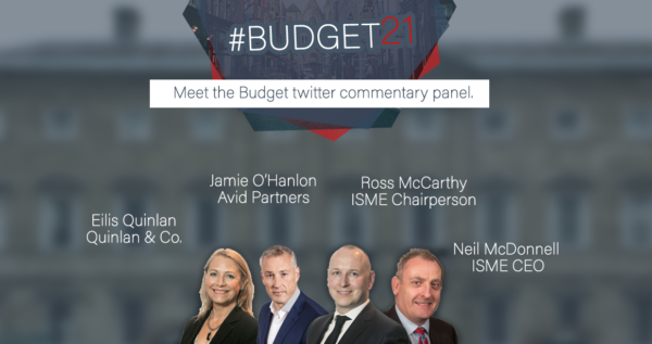 ISME's Budget 2021 Commentary