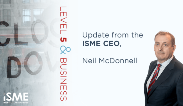 Update from the ISME CEO: 10 days later